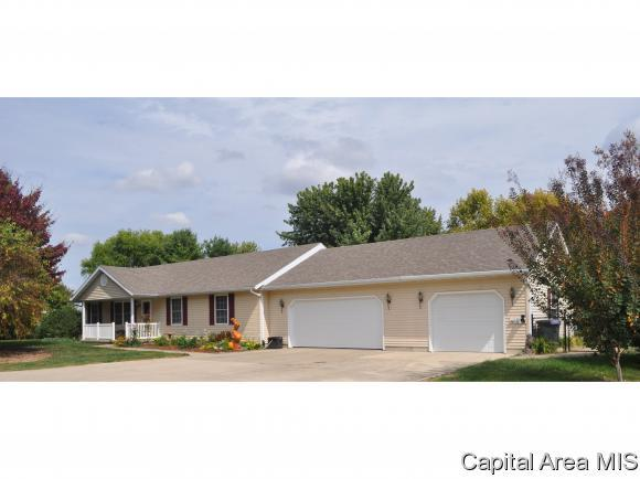14478 Heritage Pt, Athens, IL 62613 (MLS #176428) :: Killebrew & Co Real Estate Team