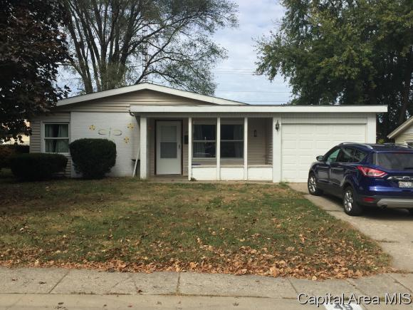 49 Nottingham Rd, Springfield, IL 62704 (MLS #176594) :: Killebrew & Co Real Estate Team