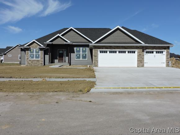 905 Winding Oaks Dr, Williamsville, IL 62693 (MLS #176619) :: Killebrew & Co Real Estate Team