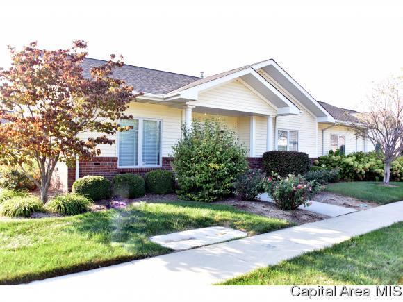 817 Colorado Ct, Springfield, IL 62711 (MLS #176675) :: Killebrew & Co Real Estate Team