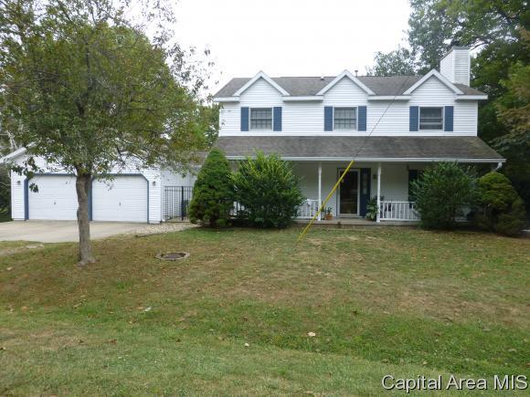 842 Red Bud Pl, Petersburg, IL 62675 (MLS #176728) :: Killebrew & Co Real Estate Team