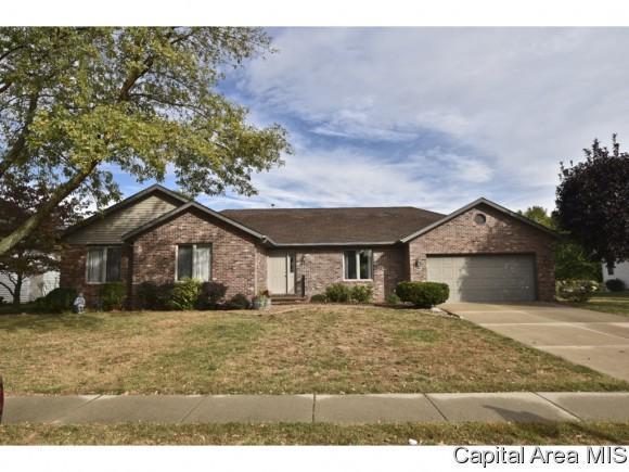 2204 Redlands Dr, Springfield, IL 62711 (MLS #176746) :: Killebrew & Co Real Estate Team