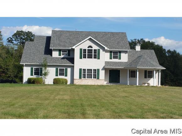 20 Deer Run, Litchfield, IL 62056 (MLS #176900) :: Killebrew & Co Real Estate Team