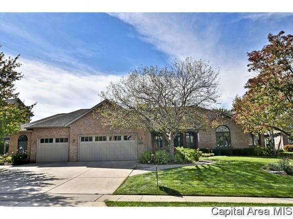 4309 Turtle Bay, Springfield, IL 62711 (MLS #177082) :: Killebrew & Co Real Estate Team