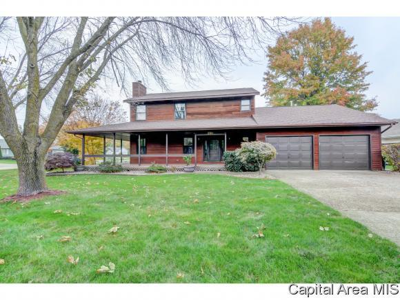 8116 Tack Ln, Springfield, IL 62712 (MLS #177296) :: Killebrew & Co Real Estate Team