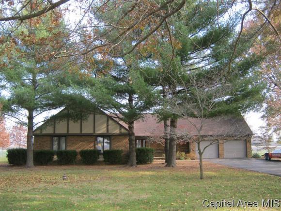 7878 Cardinal Hill Rd, Rochester, IL 62563 (MLS #177469) :: Killebrew & Co Real Estate Team