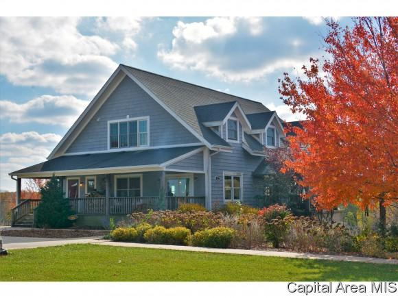 3750 Sherman Rd, Sherman, IL 62684 (MLS #177500) :: Killebrew & Co Real Estate Team