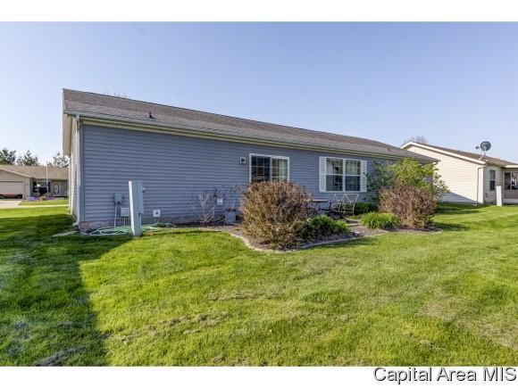2800 Via Rosso St #122, Springfield, IL 62703 (MLS #177573) :: Killebrew & Co Real Estate Team