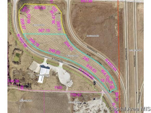 Il. Route 108 West Frontage Rd., Litchfield, IL 62056 (MLS #177672) :: Killebrew & Co Real Estate Team