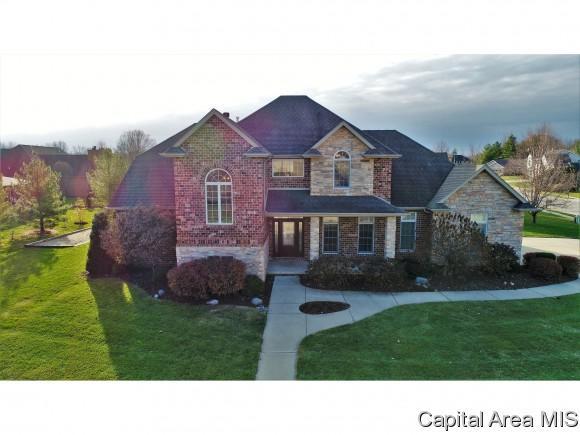 5004 Dogwood Hls, Springfield, IL 62711 (MLS #177766) :: Killebrew & Co Real Estate Team