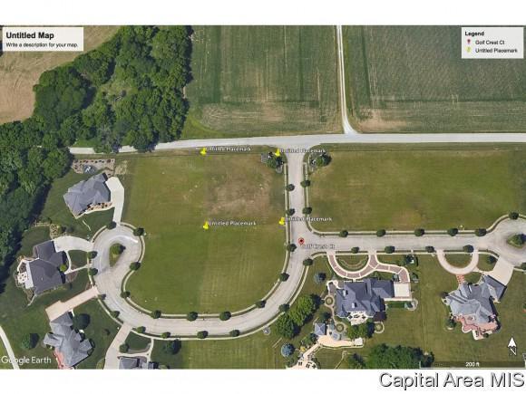 Lot 4 Golf Crest Ct., Sherman, IL 62684 (MLS #177777) :: Killebrew & Co Real Estate Team