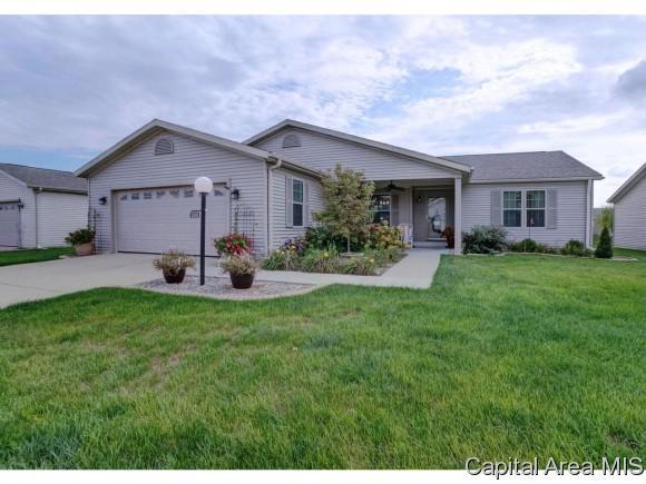 2800 Via Rosso, Springfield, IL 62703 (MLS #177805) :: Killebrew & Co Real Estate Team