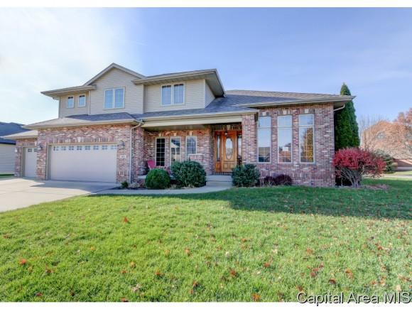 303 Dutchman Way, Chatham, IL 62629 (MLS #177828) :: Killebrew & Co Real Estate Team