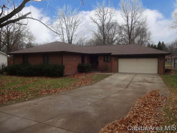 13 Mishawaka Dr, Rochester, IL 62563 (MLS #177868) :: Killebrew & Co Real Estate Team