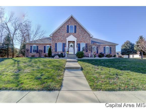 1620 Appalachian Trail, Rochester, IL 62563 (MLS #177917) :: Killebrew & Co Real Estate Team
