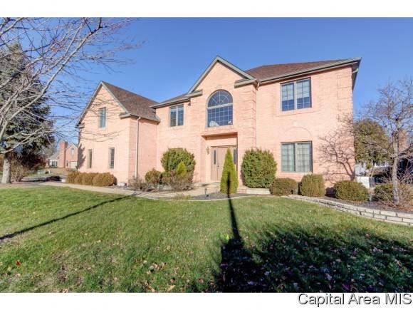 4908 Quail Chase Cir, Springfield, IL 62711 (MLS #177923) :: Killebrew & Co Real Estate Team