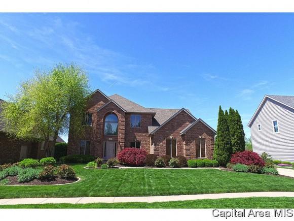4417 Turtle Bay, Springfield, IL 62711 (MLS #180075) :: Killebrew & Co Real Estate Team