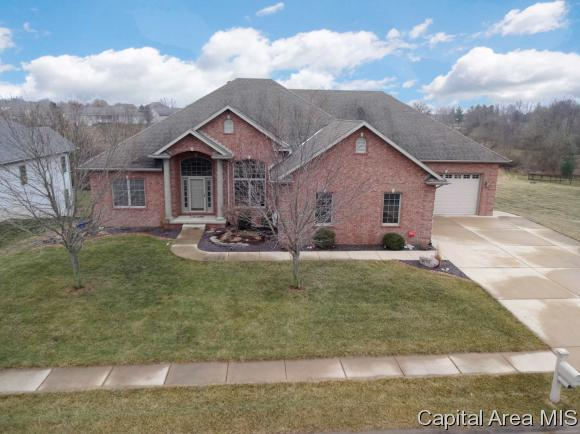 224 Grindstone, Chatham, IL 62629 (MLS #180088) :: Killebrew & Co Real Estate Team
