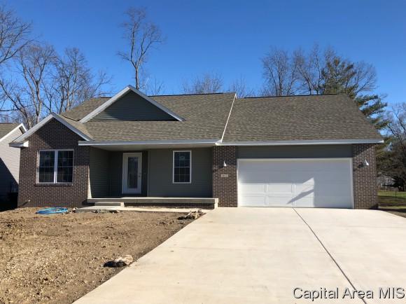 1112 Jesse Scott, Riverton, IL 62561 (MLS #180104) :: Killebrew & Co Real Estate Team