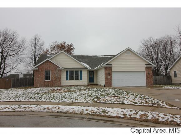 905 Timber Edge, Sherman, IL 62684 (MLS #180142) :: Killebrew & Co Real Estate Team