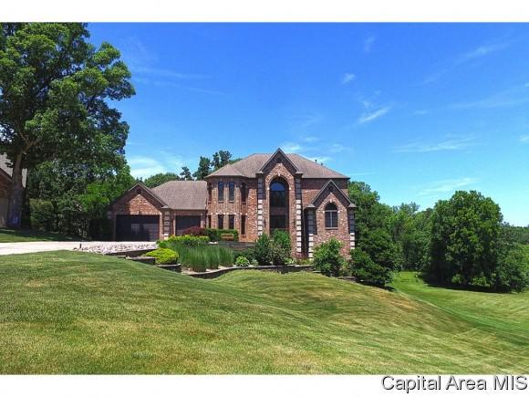 520 Appomattox, Springfield, IL 62711 (MLS #180165) :: Killebrew & Co Real Estate Team
