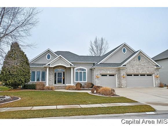 2709 Killarney Rd, Springfield, IL 62711 (MLS #180195) :: Killebrew & Co Real Estate Team