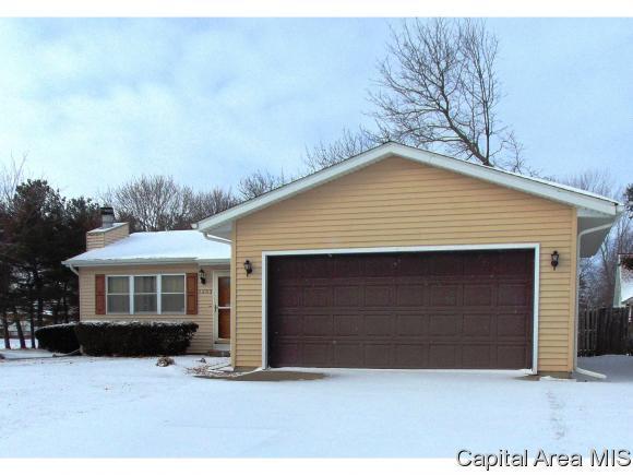 5283 Coleman, Springfield, IL 62703 (MLS #180274) :: Killebrew & Co Real Estate Team