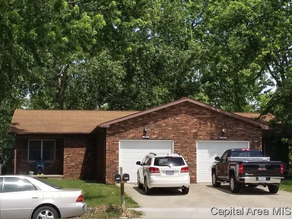 2601-2603 Delaware Dr., Springfield, IL 62702 (MLS #180343) :: Killebrew & Co Real Estate Team