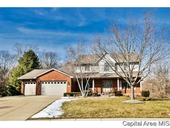 7521 Southport Ln, Springfield, IL 62711 (MLS #180374) :: Killebrew & Co Real Estate Team
