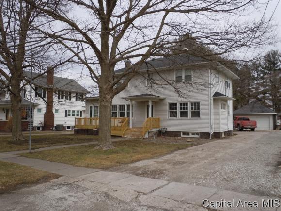 335 S Main, ROSEVILLE, IL 61473 (MLS #180405) :: Killebrew & Co Real Estate Team