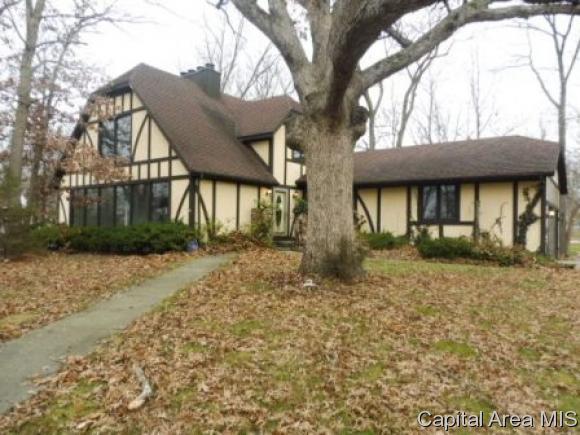 248 Silver Drive, Decatur, IL 62521 (MLS #180416) :: Killebrew & Co Real Estate Team