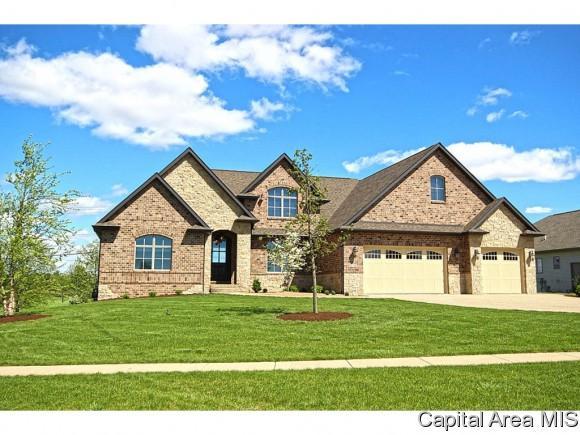 4200 Foxhall Ln, Springfield, IL 62711 (MLS #180443) :: Killebrew & Co Real Estate Team