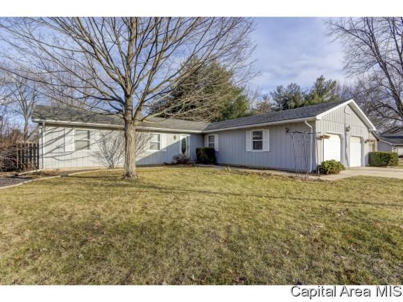 30 Meadow View Ln, Chatham, IL 62629 (MLS #180444) :: Killebrew & Co Real Estate Team