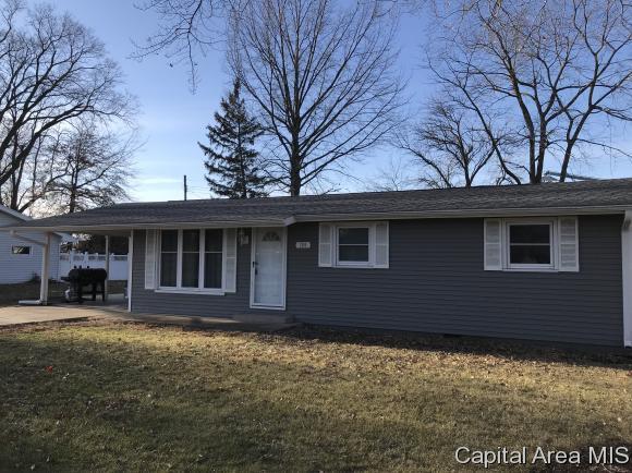 100 S James Pkwy, Ashland, IL 62612 (MLS #180470) :: Killebrew & Co Real Estate Team