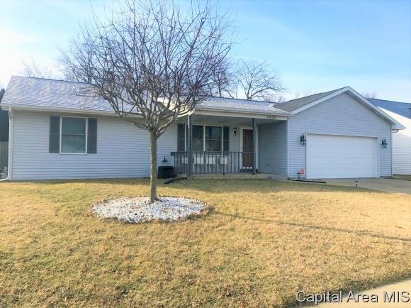 2628 Steiler Pl, Springfield, IL 62703 (MLS #180486) :: Killebrew & Co Real Estate Team