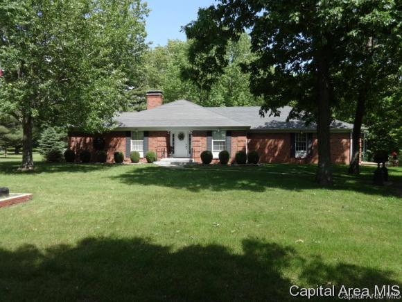 772 Water Tower Rd, Jacksonville, IL 62650 (MLS #180584) :: Killebrew & Co Real Estate Team