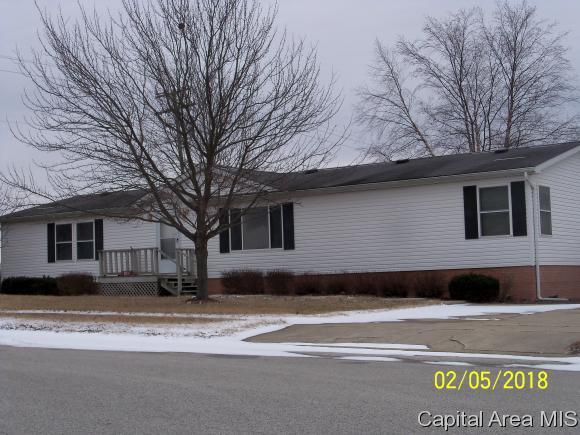 101 Knollwood Way, Jacksonville, IL 62650 (MLS #180613) :: Killebrew & Co Real Estate Team
