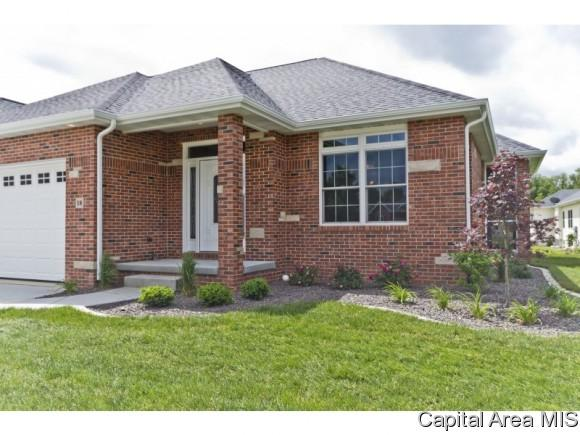 18 Mashie Court, Springfield, IL 62707 (MLS #180621) :: Killebrew & Co Real Estate Team