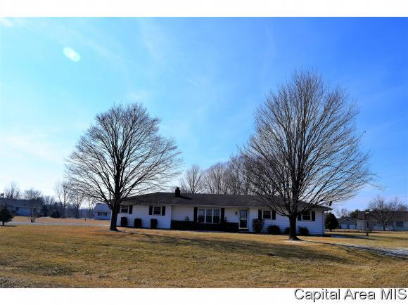 14517 Prairie Trl, Athens, IL 62613 (MLS #180737) :: Killebrew & Co Real Estate Team