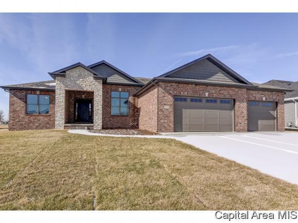 2019 Fox Haven, Chatham, IL 62629 (MLS #180768) :: Killebrew & Co Real Estate Team