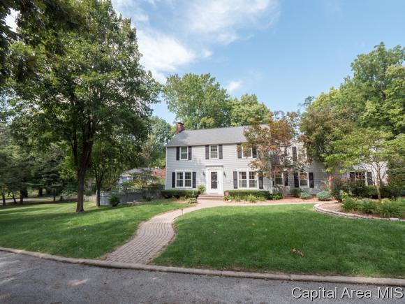 2129 Illini Rd, Springfield, IL 62704 (MLS #180803) :: Killebrew & Co Real Estate Team