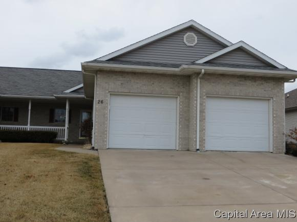 26 Applebee Farms Dr, Jacksonville, IL 62650 (MLS #180842) :: Killebrew & Co Real Estate Team