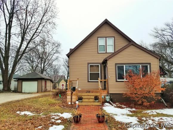 208 W. North St., Knoxville, IL 61448 (MLS #180866) :: Killebrew & Co Real Estate Team