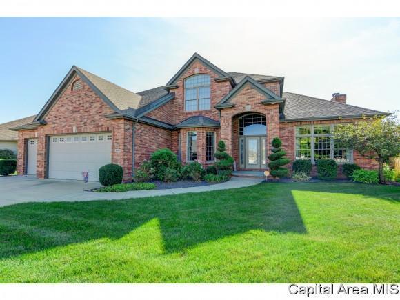 2604 Tartan Way, Springfield, IL 62711 (MLS #180870) :: Killebrew & Co Real Estate Team