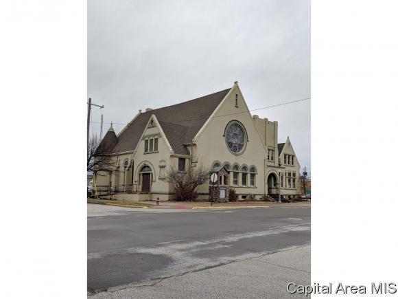 250 S. 1st, Monmouth, IL 61462 (MLS #180898) :: Killebrew & Co Real Estate Team