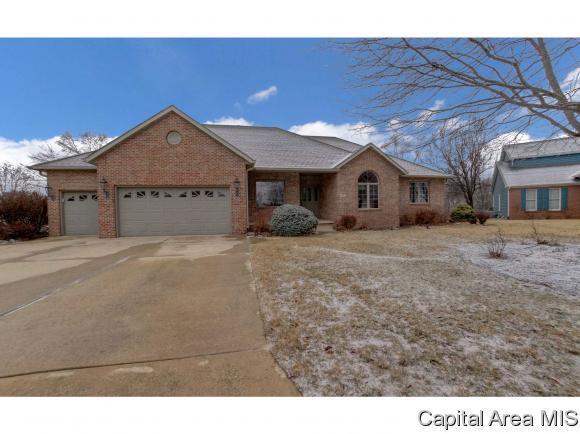 4601 Wildcat Run, Springfield, IL 62711 (MLS #180938) :: Killebrew & Co Real Estate Team