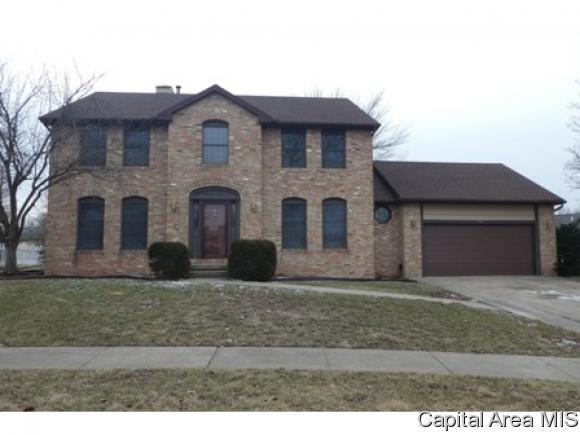 3708 Sims Drive, Decatur, IL 62526 (MLS #180953) :: Killebrew & Co Real Estate Team