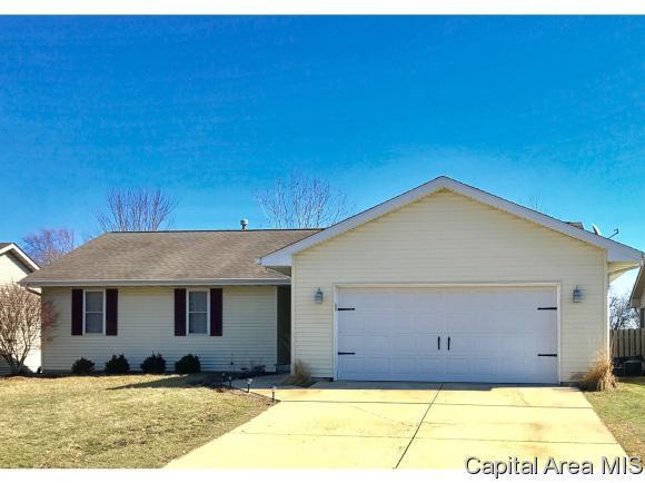 4204 Clearwater Ln, Springfield, IL 62703 (MLS #181038) :: Killebrew & Co Real Estate Team