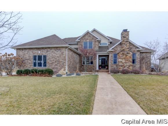 4300 Lynhurst Rd, Springfield, IL 62711 (MLS #181039) :: Killebrew & Co Real Estate Team