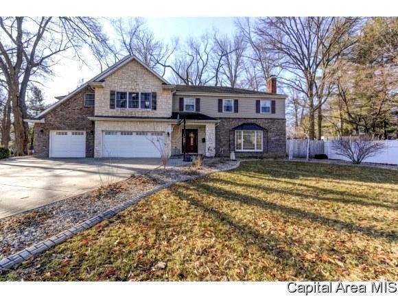 37 Wildwood Rd, Springfield, IL 62704 (MLS #181093) :: Killebrew & Co Real Estate Team